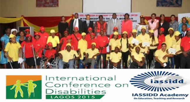 INTERNATIONAL CONFERENCE ON DISABILITIES